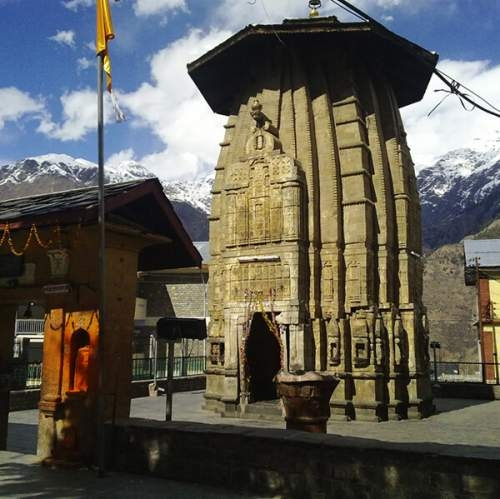 Lord Narsimha temple at 84 temple complex Bharmour