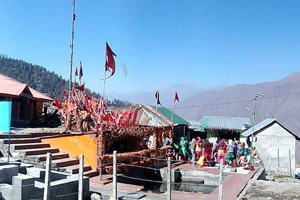 bharmani mata temple bharmour